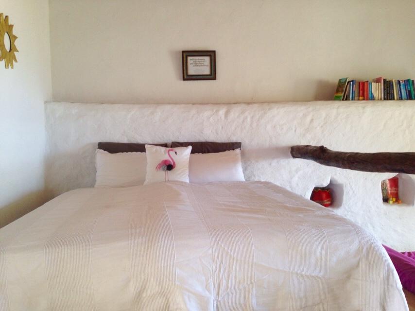 Casa Alma la gomera la cama