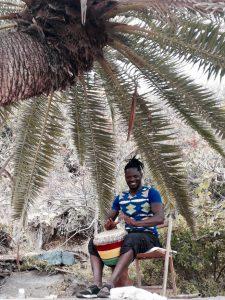 Bouba Fall ( la gomera)